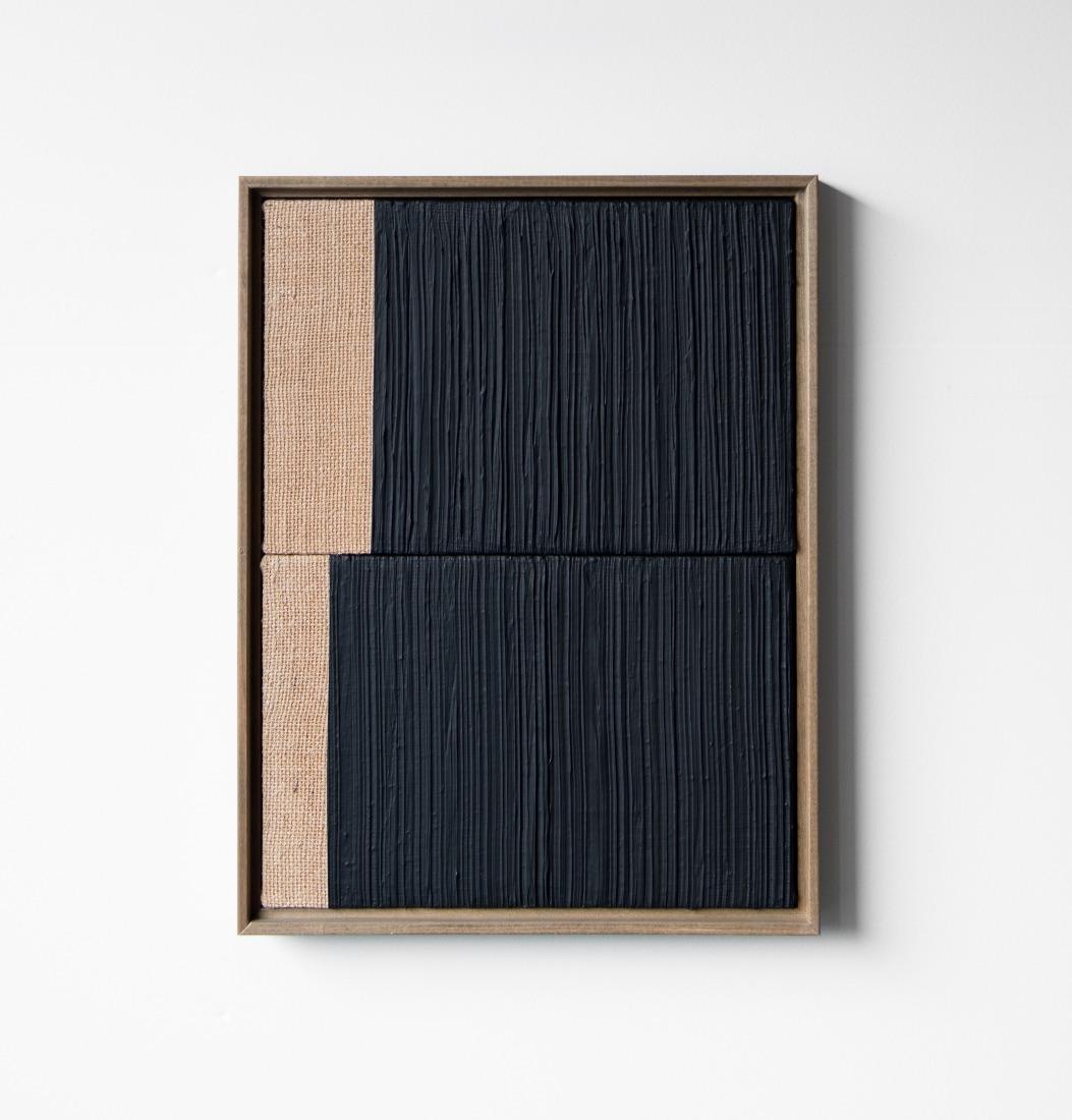 11 Johnny Abrahams Black Black 13x17 inches incl frame