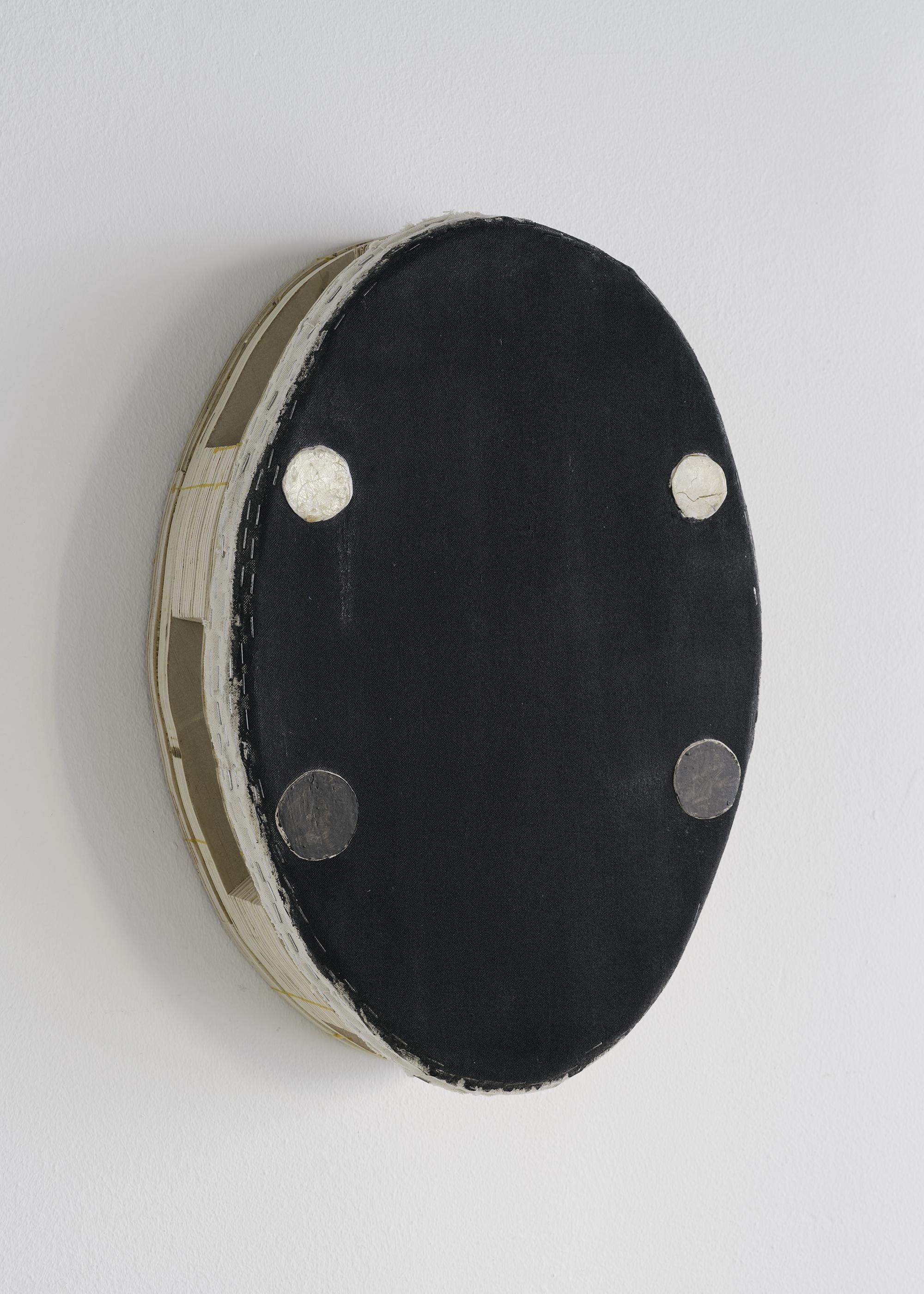 4 Otis Jones - 2021 - Acrylic on linen on wood 53 CM x 37,5 CM x 13.5 CM