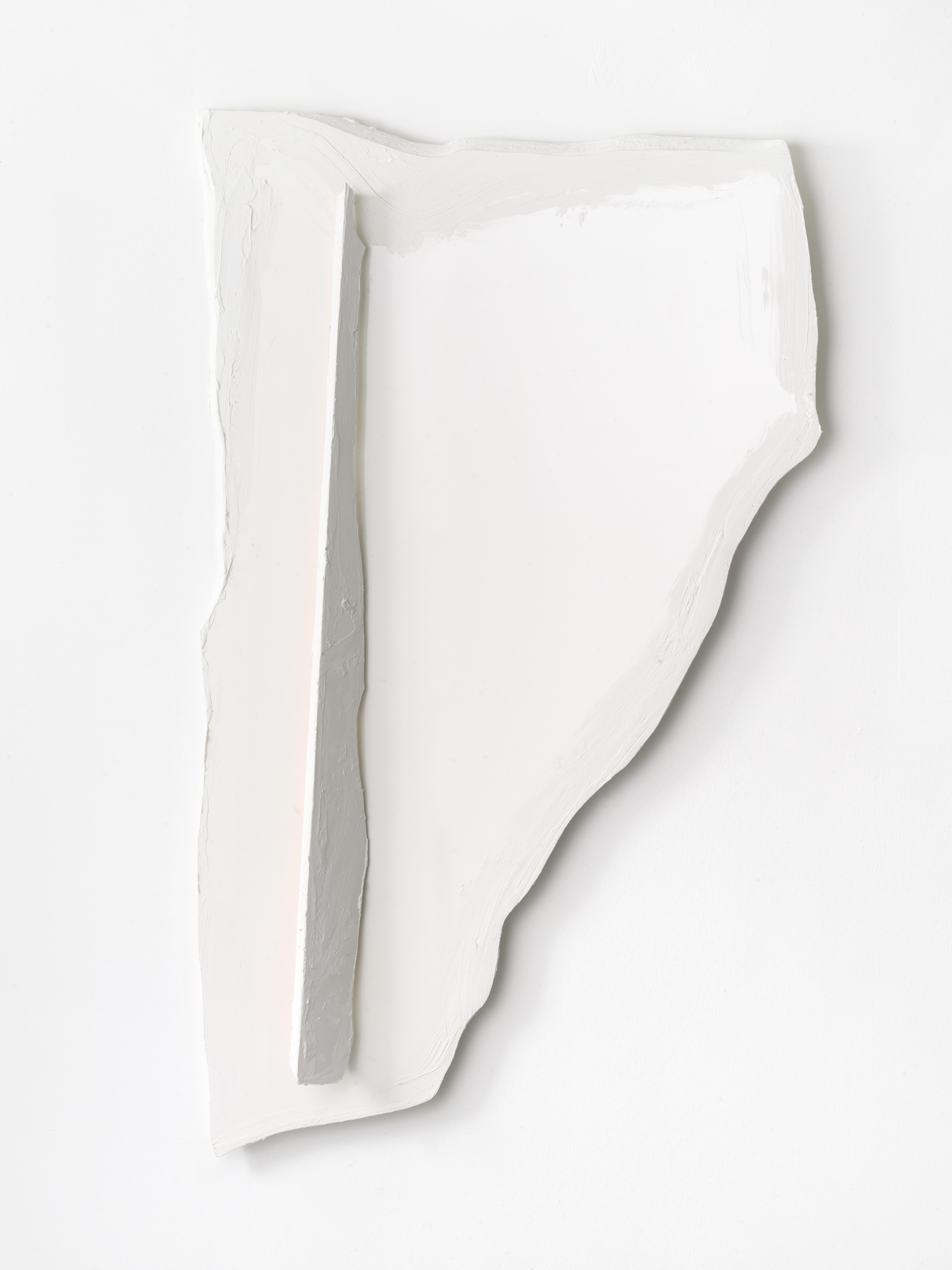 14. Adrian Altintas - AAD034 - 2021 - Untitled 150,4 x 89,6 x 5 cm. - Sandwichpanel, Acryl.